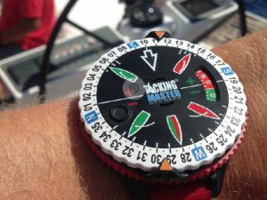 Tacking Master: Controlar la estrategia de regata con un instrumento sin pilas ni electrónica