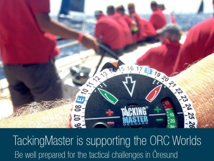 TackingMaster is supporting the ORC Worlds.