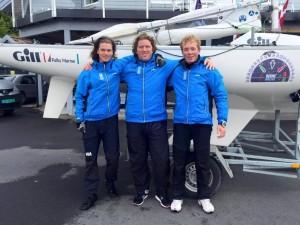 Yngling Worlds 2015, Norway