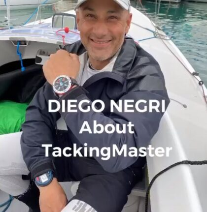 Diego Negri explains how he uses TackingMaster