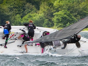 ISAF Womens Match Racing World Championship 2015