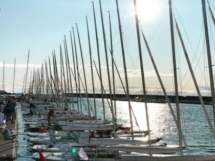 Anniversary Regatta at Yacht Club Sanremo