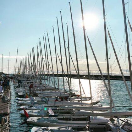 Anniversary Regatta at Yacht Club Sanremo