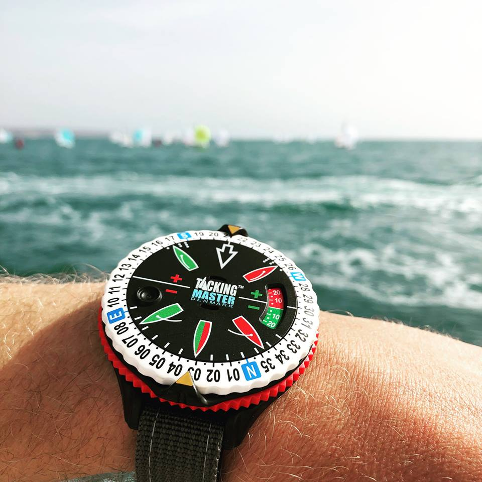 TackingMaster – the device for everyone sailing tactically